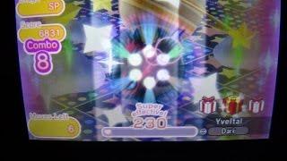 TRIPLE present drop farming Yveltal (Pokemon Shuffle)