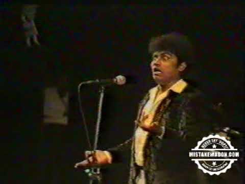 Johnny Lever at Gujarat Club Calcutta (GCC)   Hirak Mahotsav - 1990   Part II