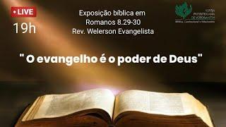 Culto ao vivo | 31/01/2021 | Igreja Presbiteriana de Votorantim | Rev. Welerson Evangelista