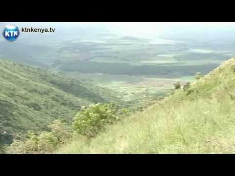 Nandi Death Cliff  - Eneo la kujitoa uhai [KTN kenya TV]