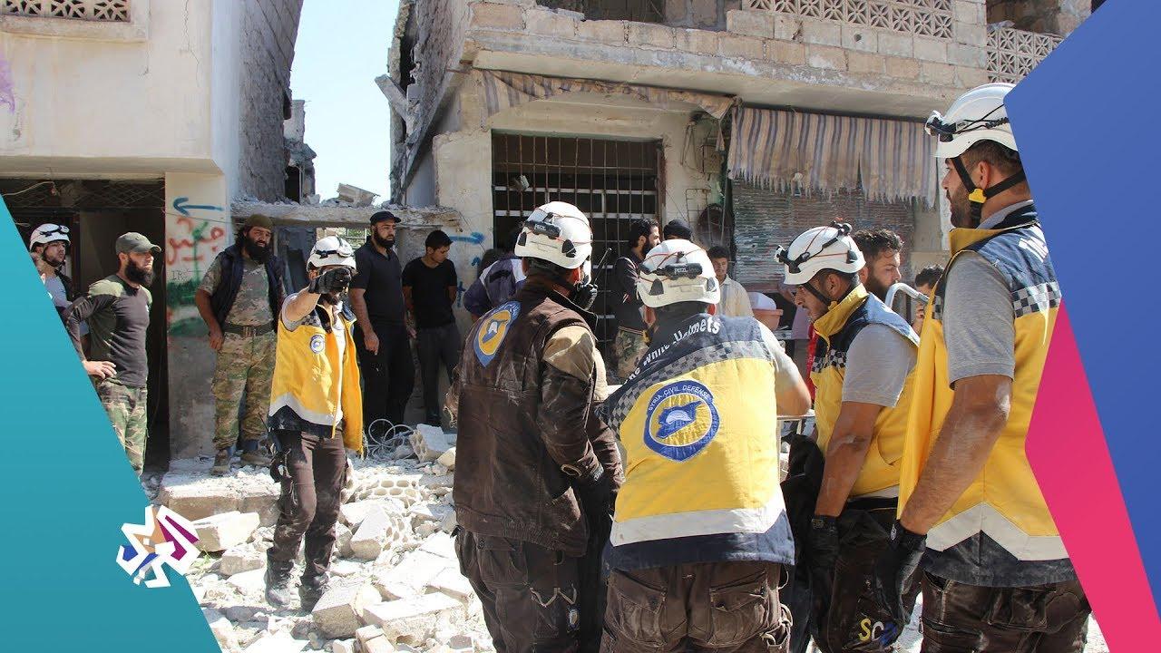 قناة العربي:العربي اليوم│سوريا .. مدن منكوبة
