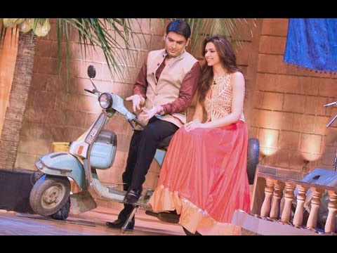 Kapil Sharma And Deepika Padukone Best Joking Performance In Hindi awards Show 2016