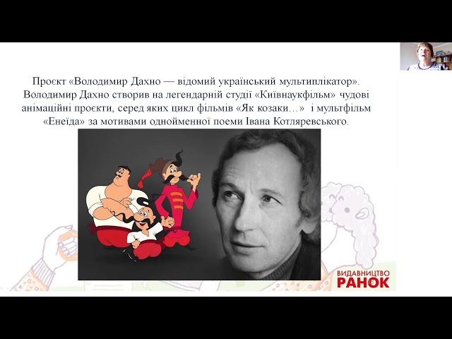 4 клас. Я у світі. Урок узагальнення. Видаті українці. Проєктна діяльність.