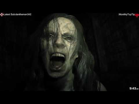 Resident Evil 7 Madhouse Kill All Run | No Infinite Ammo, unlockables