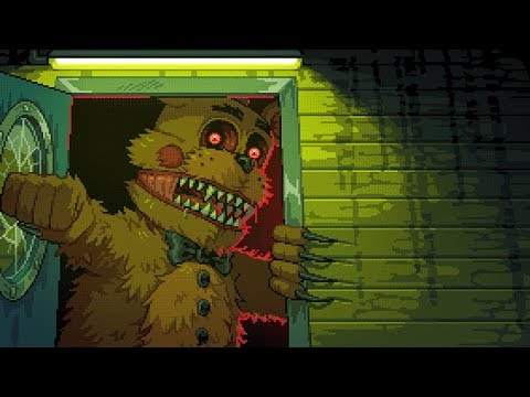 DO NOT LET TWISTED FREDDY BREAK DOWN THE DOOR  Five Nights at Freddys Project Box BREAKDOWN