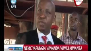 NEMC Yafungia Viwanda Viwili Mwanza