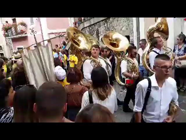 Festa Regionale della Madonna Nera del Sacro Monte di Viggiano