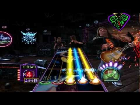Guitar Hero 3 ZV MANÁ - El Verdadero Amor Perdona