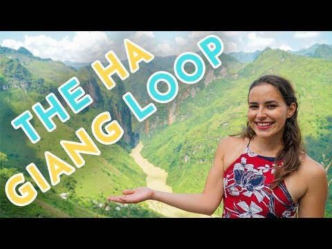 The Infamous Ma Pi Leng Pass of the Ha Giang Loop