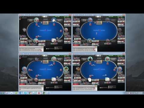 Small Stakes Poker Coaching - Pokerstars $100nl Live Play Part 5