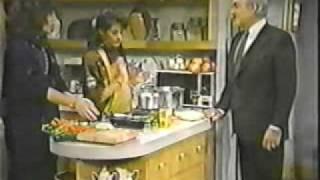 Mac, Rachel & Ada 1987--dinner At Lisa's