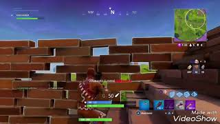 mounting of the top 1 with 11kills fortnite (TOTOX en)