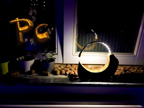PCshow The best in DIY. Moon Lamp. Светильник Луна.