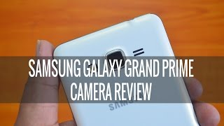Samsung Galaxy Grand Prime Camera Review