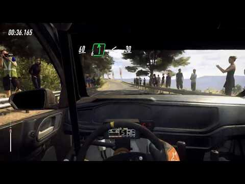 Dirt Rally 2.0 FFB Update 1.4.1 on Thrustmaster T300RS 270о limit