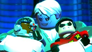 LEGO Batman 3 Beyond Gotham - All Collectibles Mission 6, The Lantern Menace