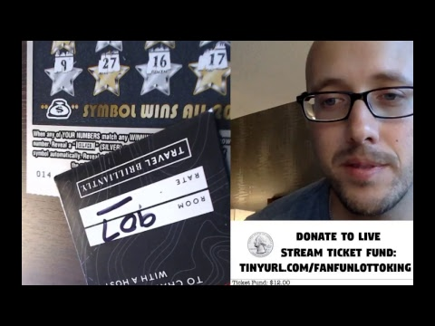 Stormy in Philly - $120 in PA Lottery Tickets LIVE