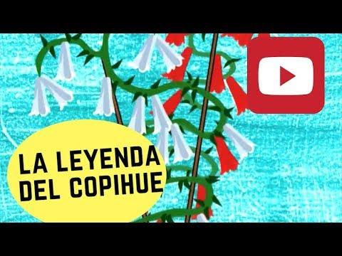 La Leyenda Del Copihue | Cuéntame Un Cuento