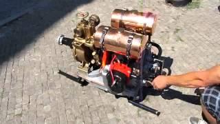 Csonka Boxer Motor 1940