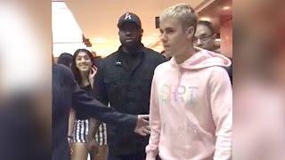 Justin Bieber's INSIDE Video Of 5 Star Hotel In Mumbai LEAKED