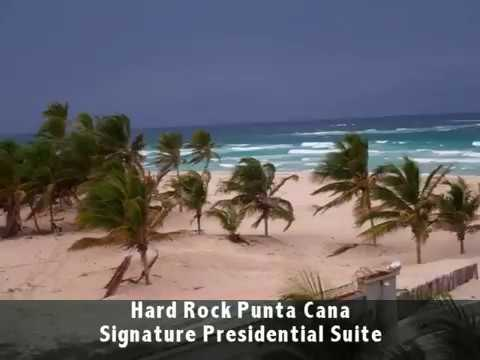 Hard Rock Punta Cana Presidential Suite Part 2 Youtube