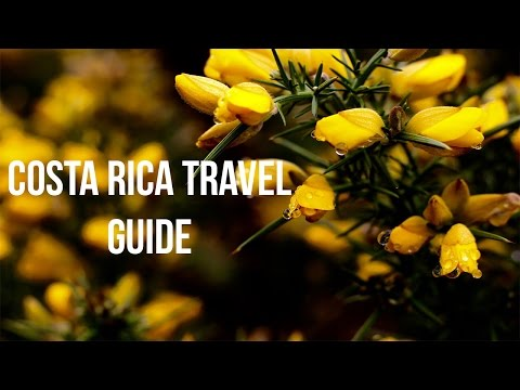 San Jose, Costa Rica Travel Guide+places to visit