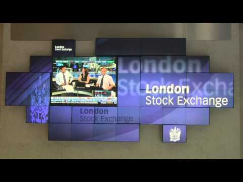 London Stock Exchange - The most prestigious MicroTiles installation yet | By Christie