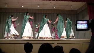 GSA Cultural Program 2012 - Garba