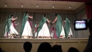 GSA Cultural Program 2012 - Garba