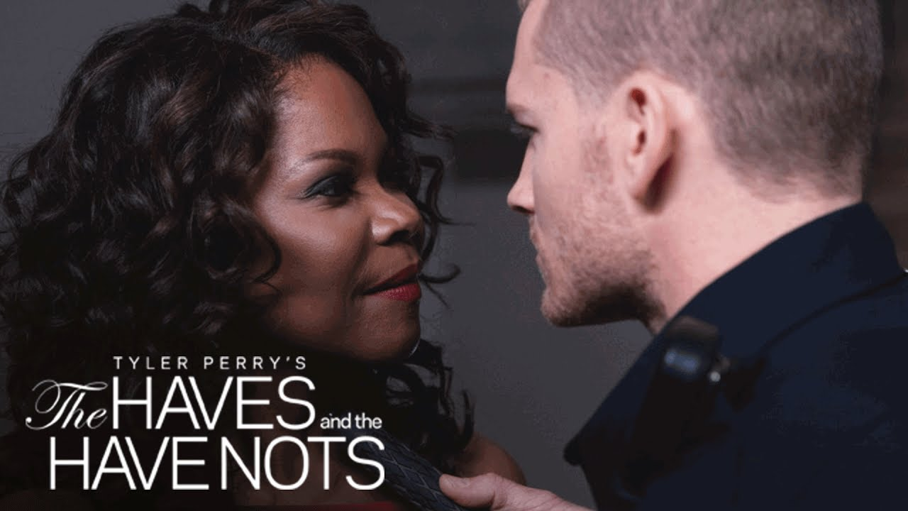 Download Veronica Introduces Herself to Officer Justin | Tyler Perry's The Haves and the Have Nots | OWN
