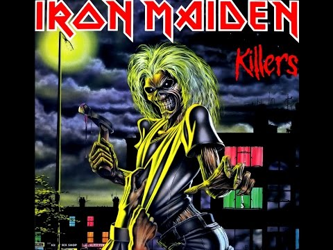 Iron Maiden - Killers 1981. (teljes album magyar felirattal)