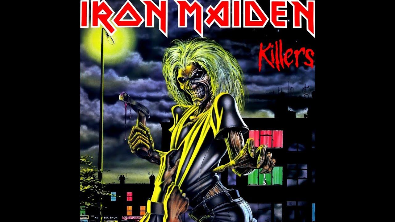 Iron Maiden Killers 1981 Teljes Album Magyar