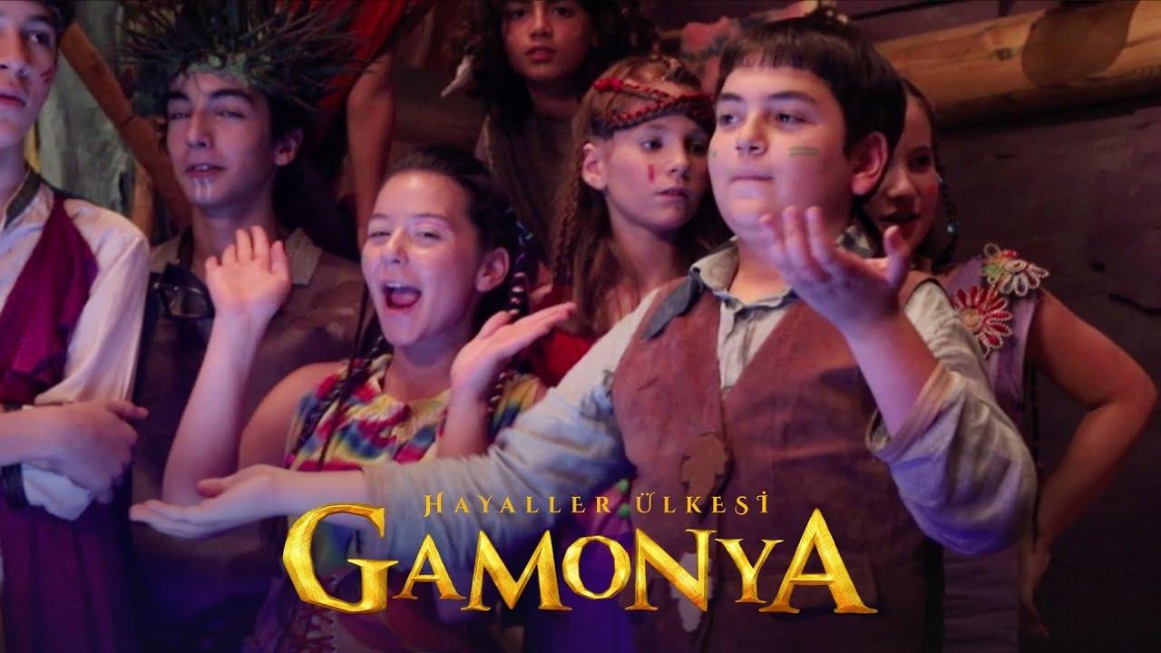 Gamonya  Hayaller Ülkesi   Kamera Arkası 2