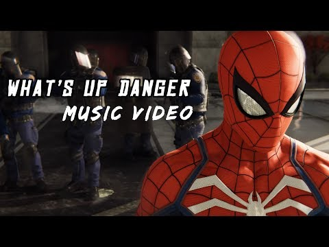 "Blackway & Black Caviar - ""What's Up Danger"" (Spider-Man PS4 Version)"