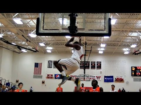 Jalen Cone 46 POINTS in HEATED Game!! Sophomore Point Guard