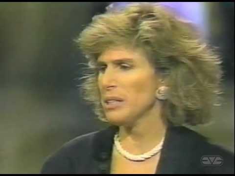 Elizabeth Glaser AIDS address to 1992 Democratic National Convention