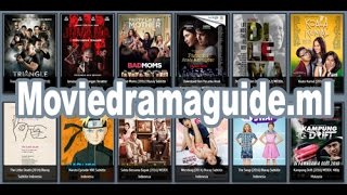 Tutorial : Cara Download film Indonesia di Moviedramaguide
