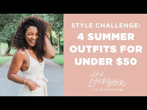 ecf7af9005 4 Chic Outfits for Summer Under $50 | The Everygirl | Bloglovin'