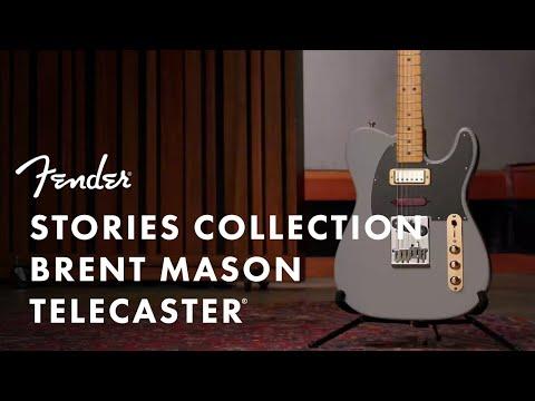 The Brent Mason Telecaster | Fender Stories Collection | Fender