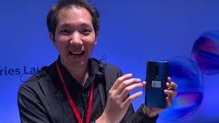 [spin9] แกะกล่องก่อนใคร! OnePlus 7 Pro รุ่นท็อปสุด จากงานเปิดตัว