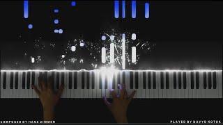 The Dark Knight- Main Theme- Hans Zimmer (Piano Version)
