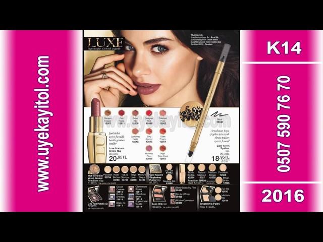 Avon K14 Katalog - 2016 Avon Aralık Yılbaşı kataloğu
