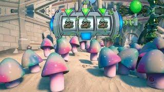 999 HIPNOSETAS VS 3 MEGA ZOMBISTEIN | Plants Vs Zombies: Garden Warfare 2