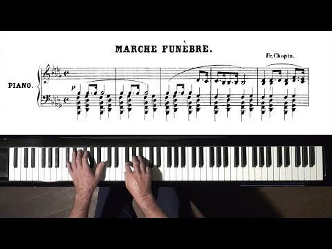Chopin Funeral March Sonata No2 P Barton FEURICH piano
