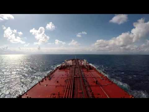 Oil Tanker (LR2 Product Carrier)  - Cargo & Sea Trials
