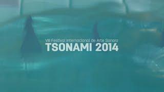 Festival de Arte Sonoro TSONAMI 2014