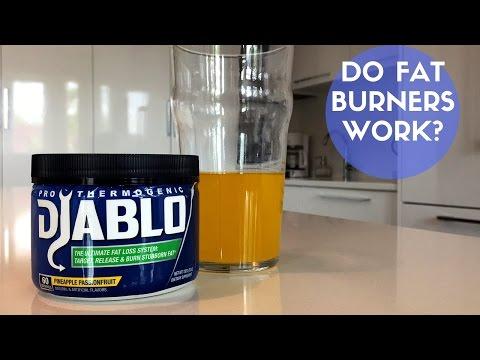ANS Diablo Pro Thermogenic Fat Burner   Honest Review!