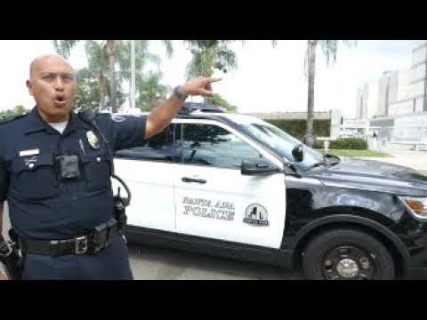 Santa Ana Police Selective Enforcement In Action