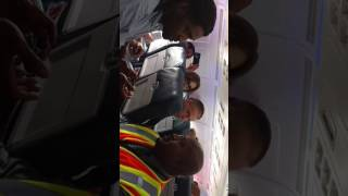 Delta 2035 second Employee sent to remove passenger