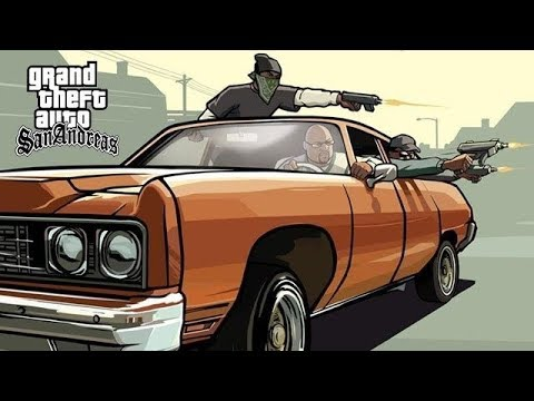 Grand Theft Auto San Andreas PS4 Gameplay | Part 9 thumbnail